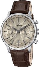Mens Festina Retro Chronograph Watch F16893/3