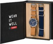 Unisex Timex Weekender Gift Set Chronograph Watch TWG012800