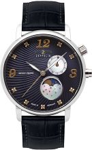 Mens Zeppelin Luna Mondphase Watch 7637-3