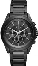 Mens Armani Exchange Chronograph Watch AX2601