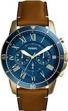 Mens Fossil Grant Sport Chronograph Watch FS5268
