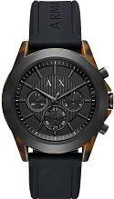 Mens Armani Exchange Exclusive Chronograph Watch AX2610