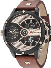Mens Police Leader Watch 15049JSB/02
