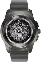 Unisex MyKronoz ZeTime Elite Titanium Bluetooth Alarm Chronograph Watch 122909