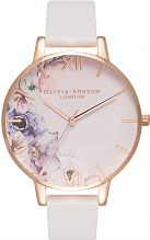 Ladies Olivia Burton Watercolour Florals Watch OB16PP31
