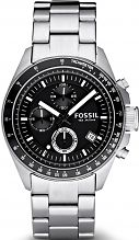 Mens Fossil Decker Chronograph Watch CH2600
