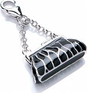 Ladies Royal London Sterling Silver Handbag Charm RLSC0029