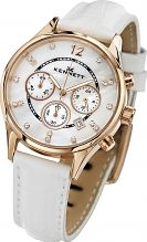 Ladies Kennett Lady Savro Chronograph Watch LWSAVWHGOLWH