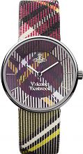 Ladies Vivienne Westwood Tartan Watch VV020BR