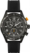 Mens Timex Indiglo Chicago Chronograph Watch T2P043