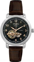 Mens Rotary Swiss Les Originales Jura Automatic Watch GS90500/19
