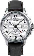 Mens Junkers Tante Ju GMT Watch 6848-1