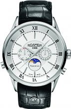 Mens Roamer Superior Moonphase Watch 508821411305