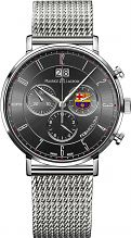 Mens Maurice Lacroix Eliros FC Barcelona Special Edition Chronograph Watch EL1088-SS002-320-001