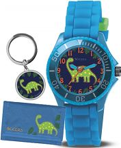 Childrens Tikkers Gift Set Watch ATK1002