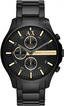Mens Armani Exchange Chronograph Watch AX2164
