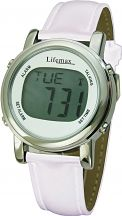 Ladies Lifemax Chic Atomic Talking Alarm Watch 1415W