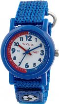 Childrens Tikkers Time Teacher Watch TK0113