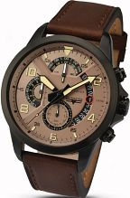 Mens Accurist London Chronograph Watch 7053