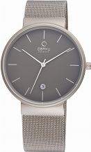Mens Obaku Klar Watch V153GDTJMJ