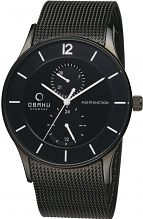 Mens Obaku Torden Watch V157GMBBMB