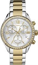 Ladies Timex City Chronograph Watch TW2P67000