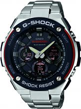 Mens Casio G-Steel Alarm Chronograph Watch GST-W100D-1A4ER
