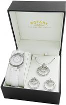 Ladies Rotary Exclusive Watch LS00494/41/SET