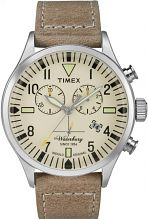 Mens Timex The Waterbury Chronograph Watch TW2P84200