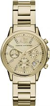 Ladies Armani Exchange Chronograph Watch AX4327