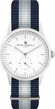 Mens Smart Turnout Signature Boat Race Cambridge Watch STK3/WH/56/W-RO
